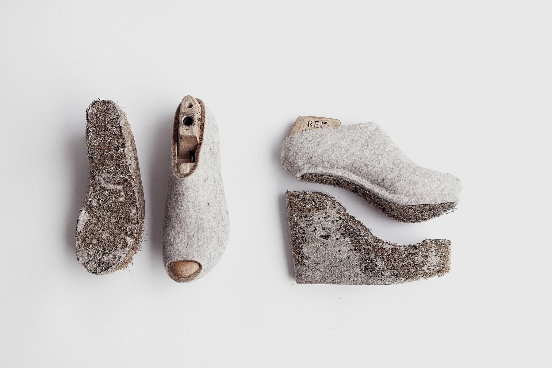 Cocolok shoes by Liz Ciokajlo